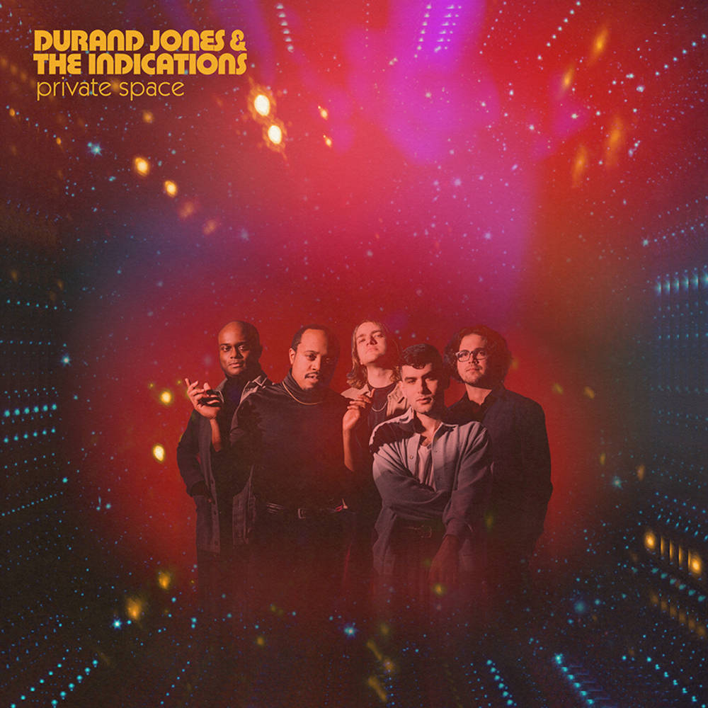 Durand Jones & The Indications - Private Space [LP]