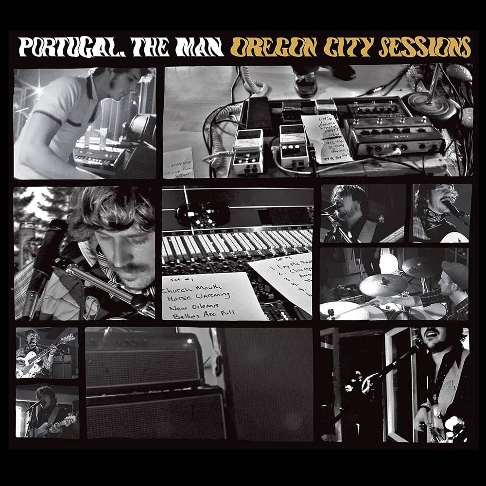 Portugal. The Man - Oregon City Sessions [2LP]