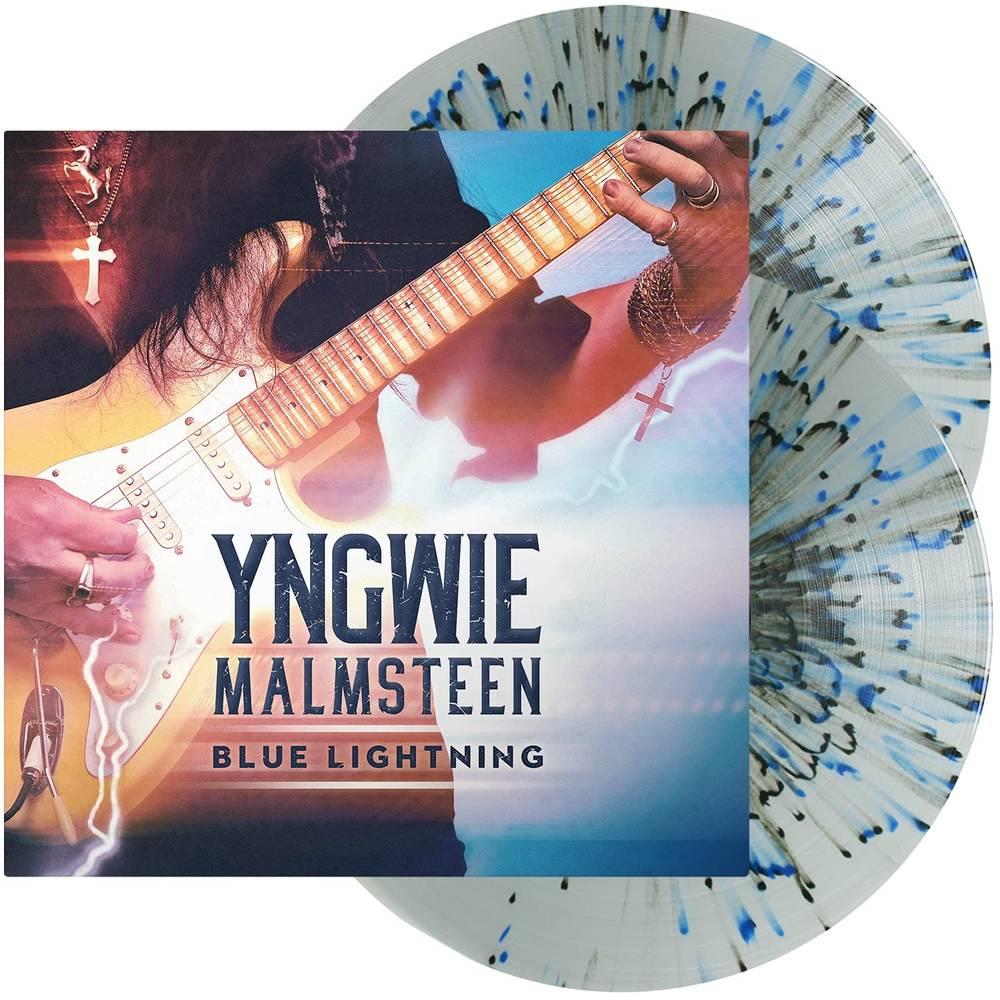 Yngwie Malmsteen - Blue Lightning [Limited Edition Blue Splatter 2LP]