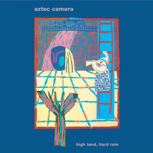 High Land Hard Rain