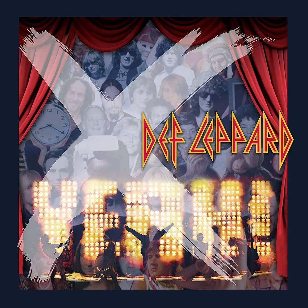 Def Leppard - Volume Three [Limited Edition 6 CD Box Set]