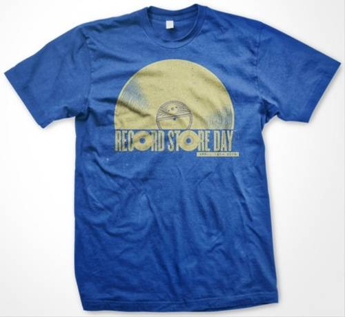 2009 Record Store Day T-Shirt (Women's L)