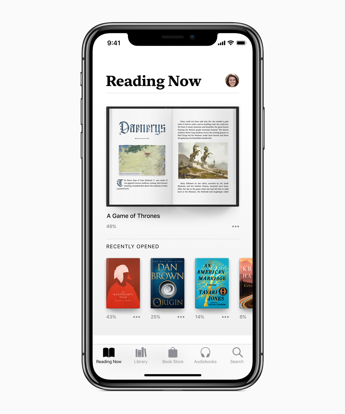 iOS 12 Apple Books Update