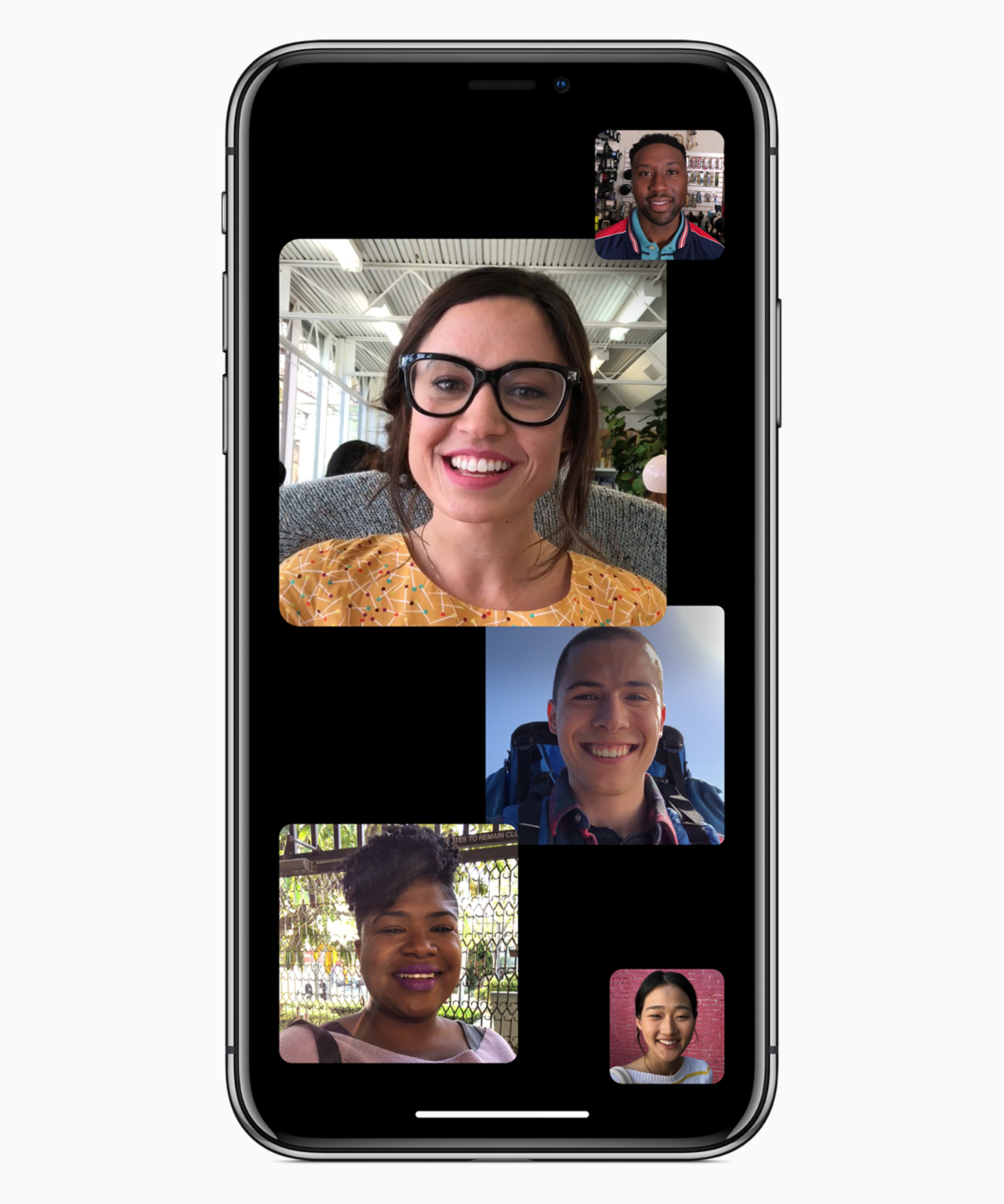 iOS 12 Apple Facetime Update