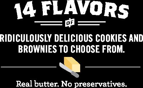 Twelve Flavors