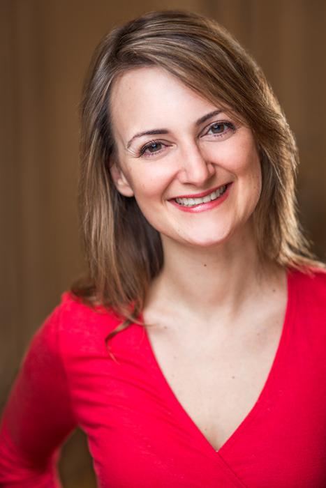 Company Member - Géraldine Dulex (Photo by Bjorn Bolinder)