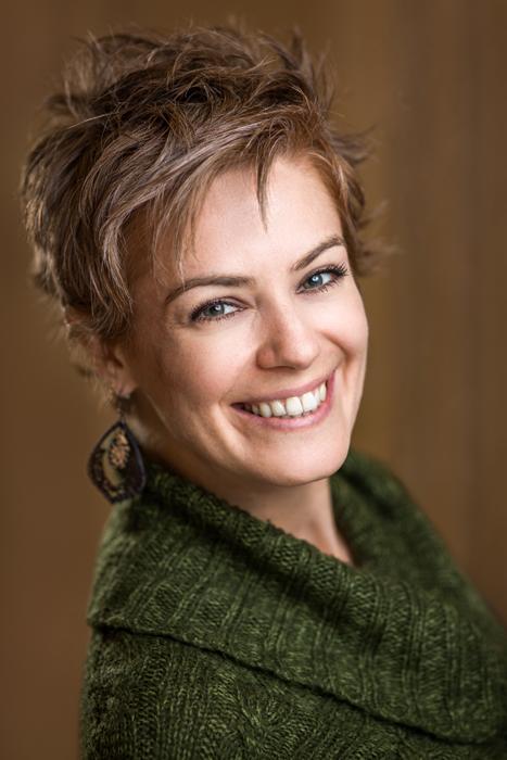 Company Member - Marissa Molnar (Photo by Bjorn Bolinder)