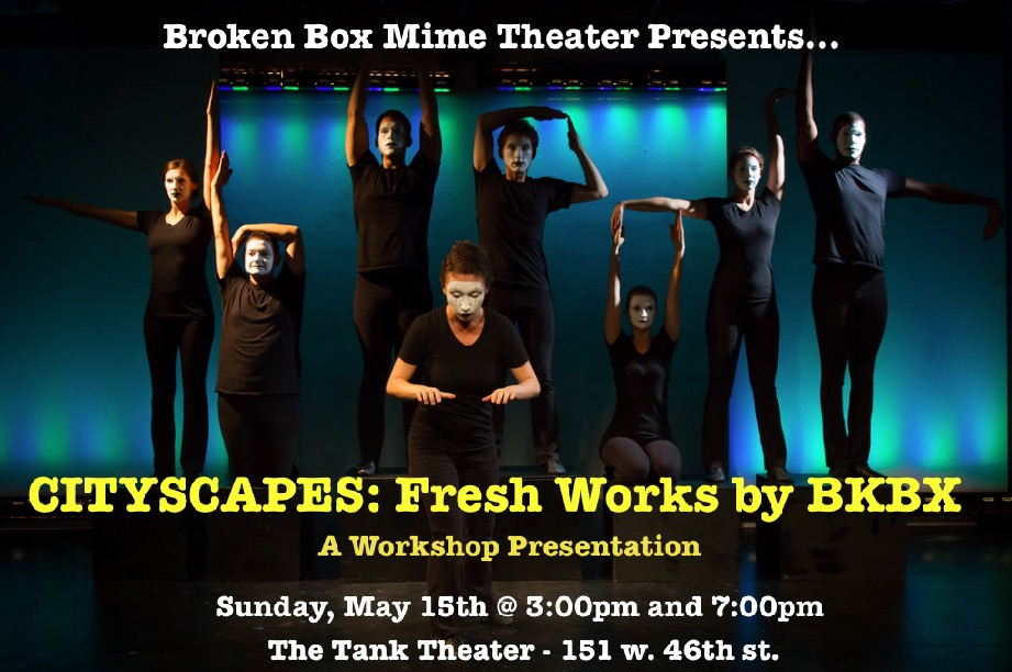 Broken Box Mime Presents: Cityscapes