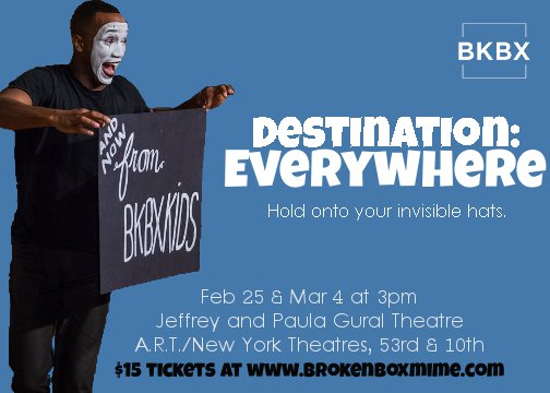 BKBX Kids Presents: Destination: Everywhere