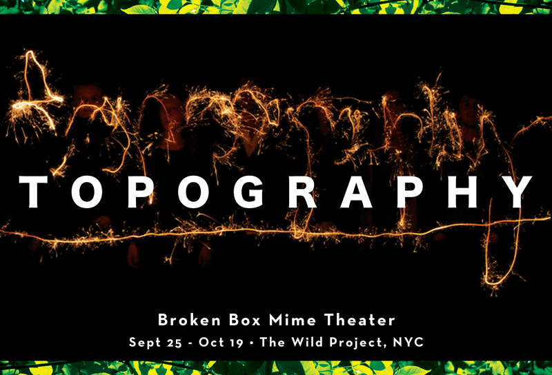 BKBX Presents: Topography