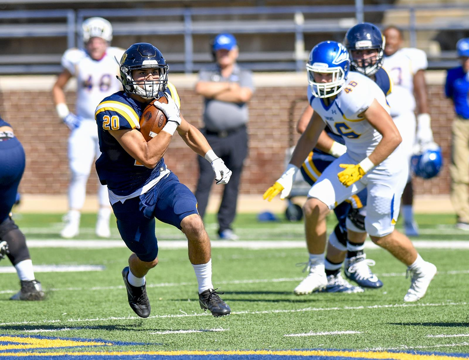 Bronchos Blast Missouri Southern University Of Central Oklahoma