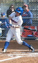Tara Glover has 27 hits in the last 15 games.
