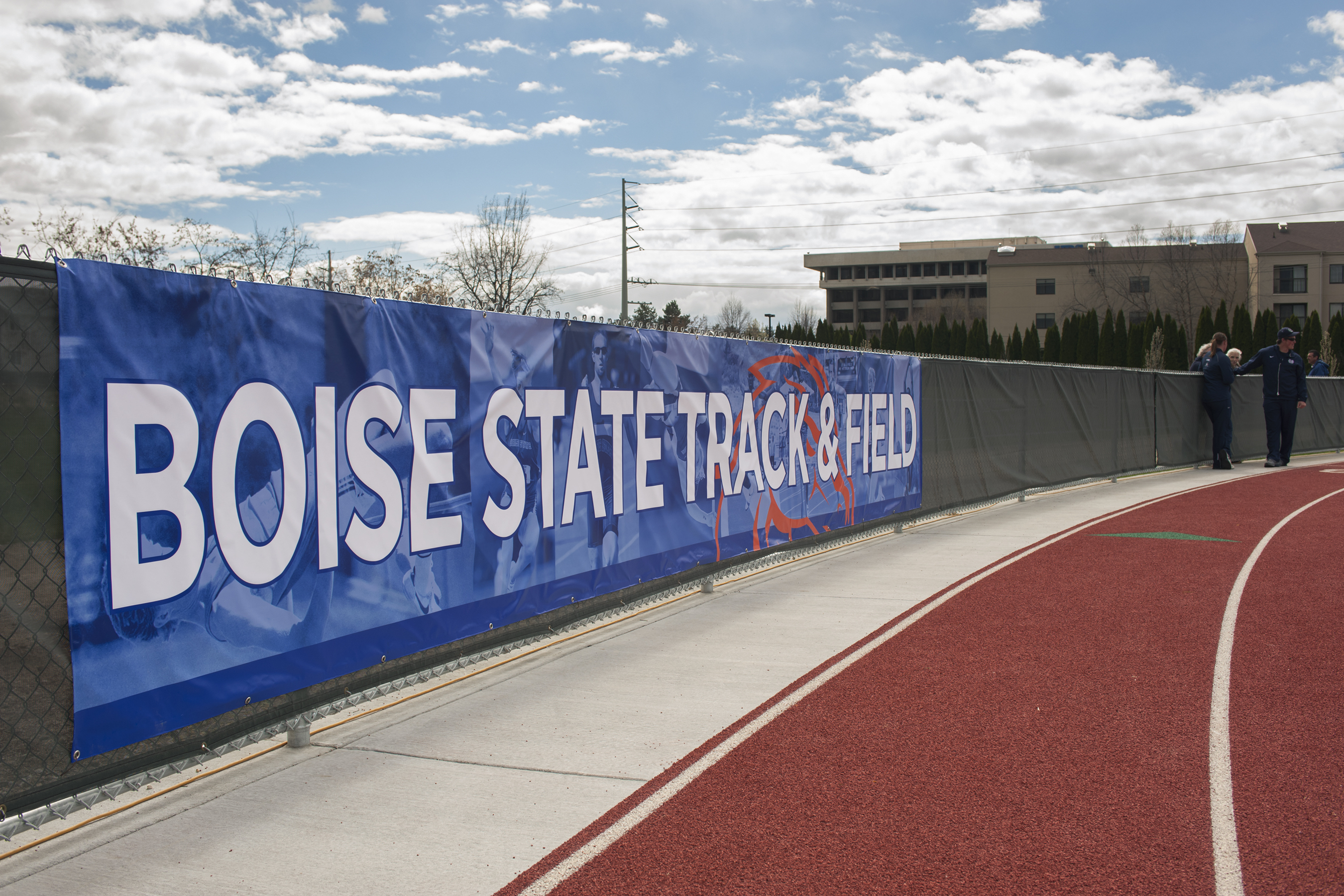 The 2014-15 meeting will be held at the Ed Jacoby Track at Dona Larsen Park