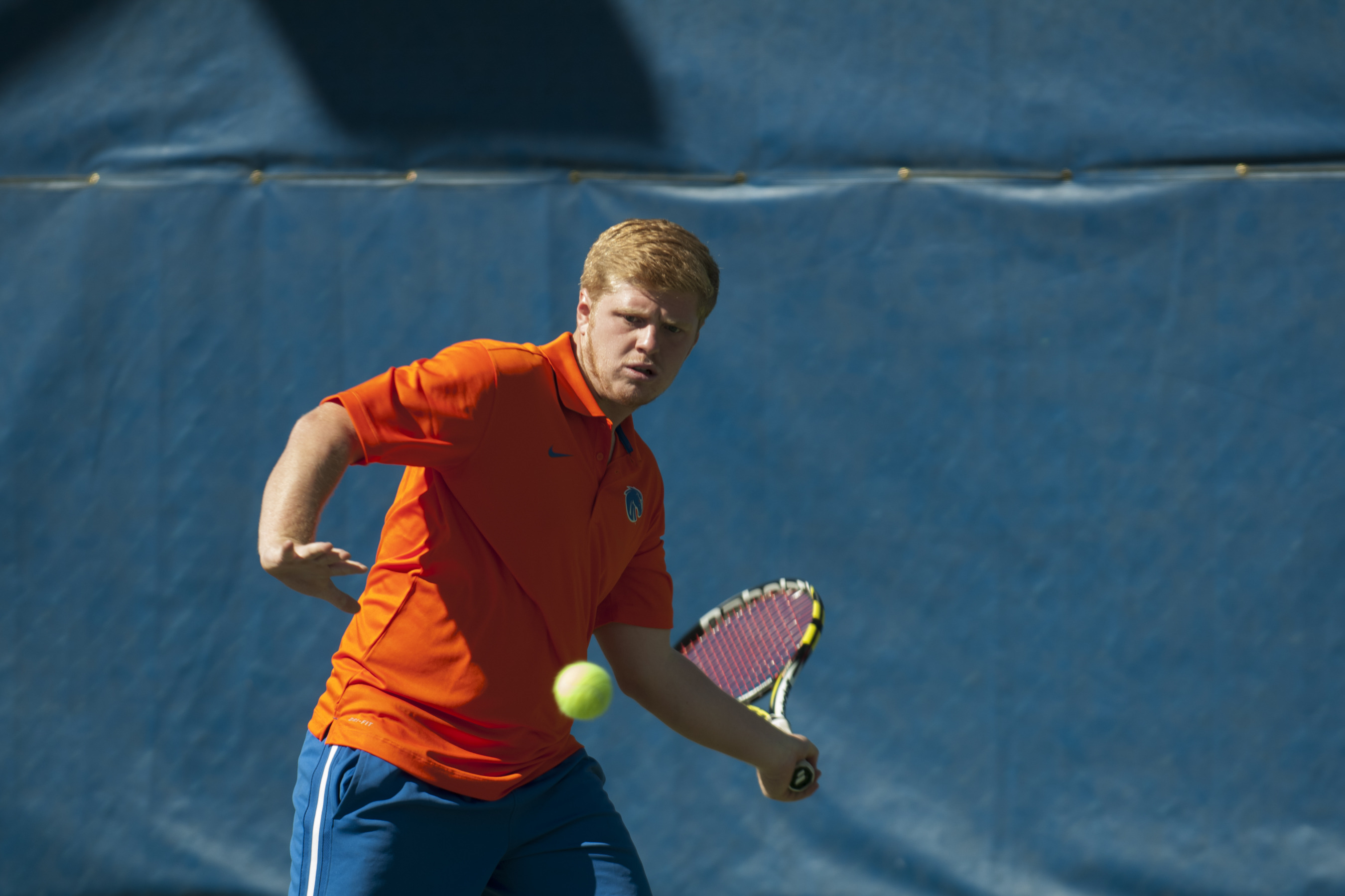Lewis Roskilly clinched win over BYU.