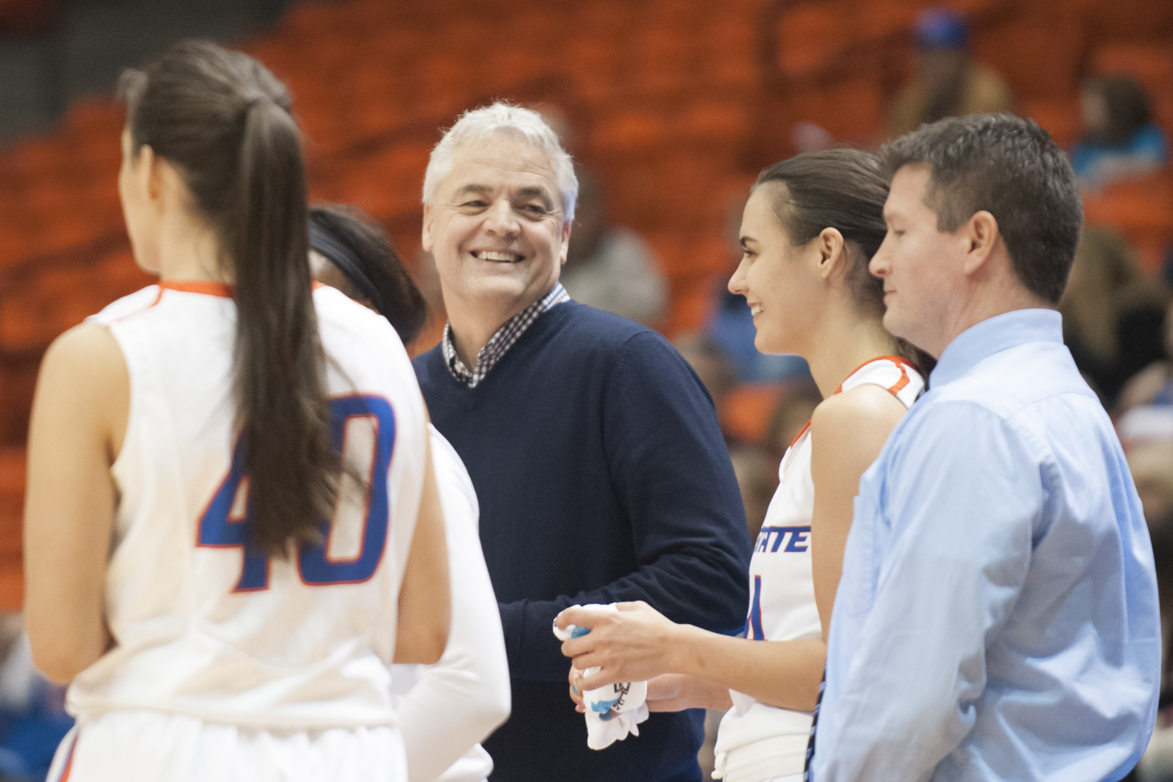 Gordy Presnell is entering 11th season at Boise State.