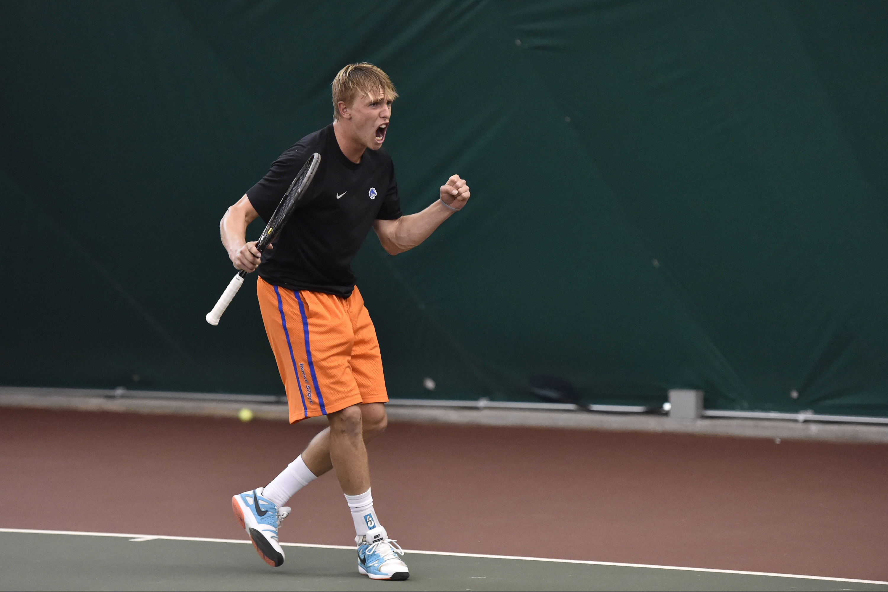 Toby Mitchell will lead the Broncos playing No. 1 singles.