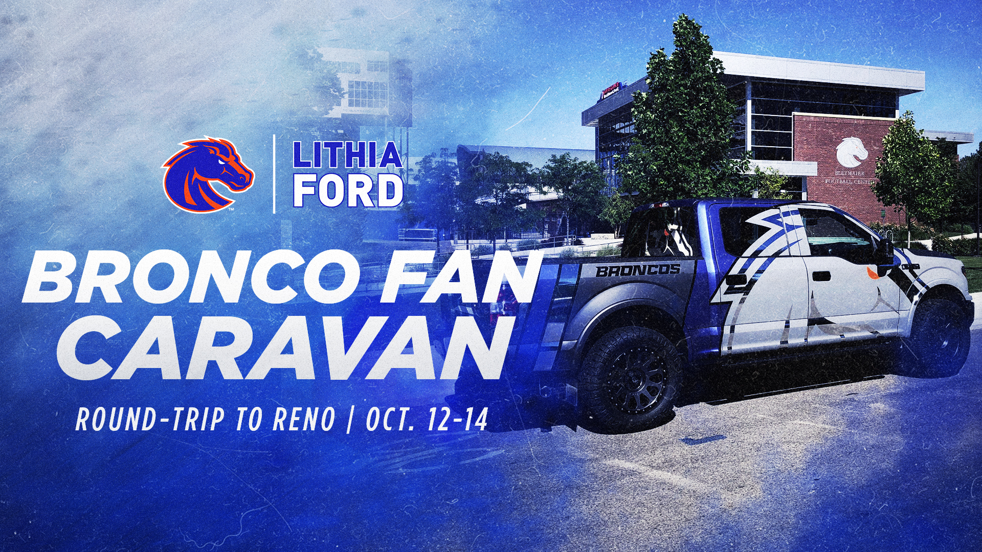 Lithia Ford Boise >> Lithia Ford Fan Caravan To Head To Reno - Official Athletic Website of the Boise State Broncos