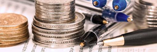 Cuentas corriente y de ahorros