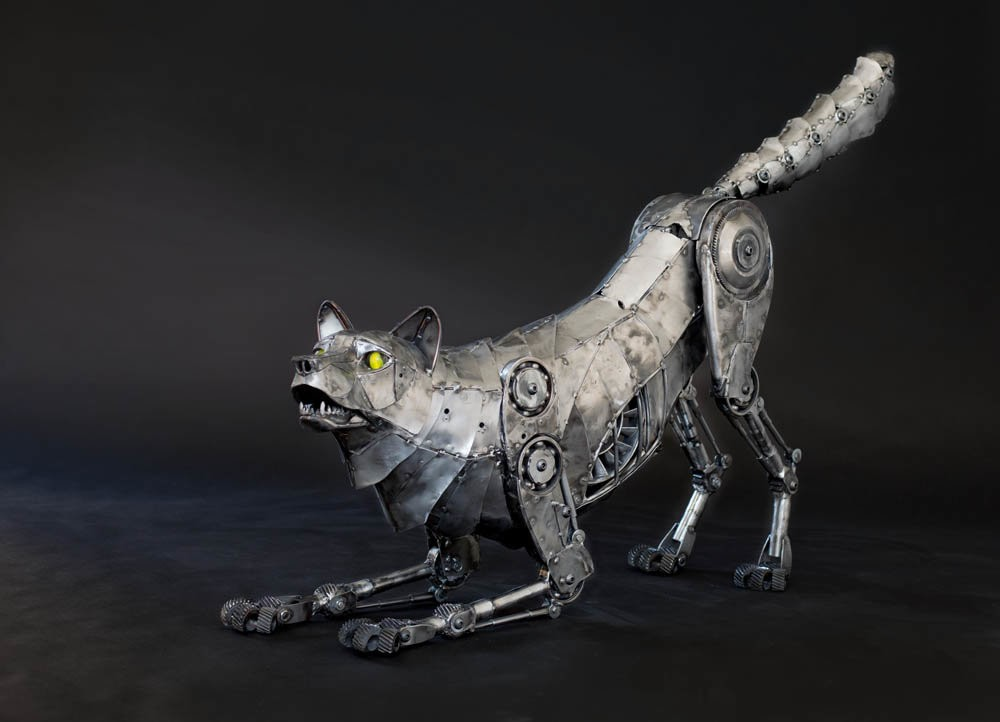 andrew-chase-mechanical-metal-wolf-playing.jpg