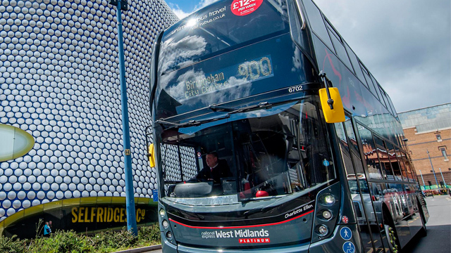 National Express Group - Half Year Results 2016