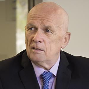 Pat Ward - Group Chief Executive