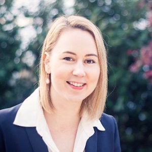 Katie Millar - Manager of Sustainability & External Affairs