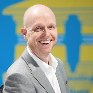 Jono Gillespie - Group Chief Executive