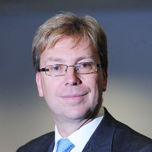 Alasdair Haynes - CEO
