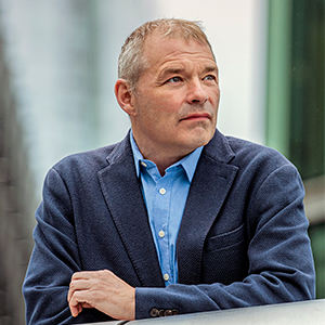 Jason Kingdon - CEO & Chair