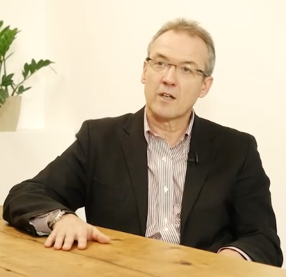 Mike Hodgson - CEO