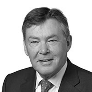 Barry Gibson - Chairman