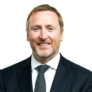 Martin Horgan - CEO