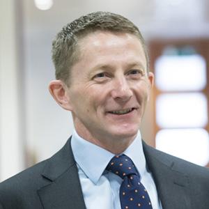 Richard Howell - Finance Director
