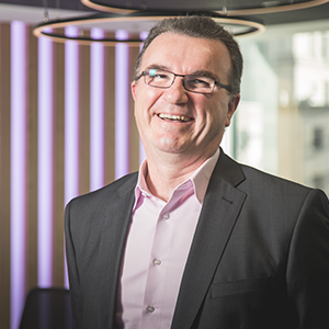 Ian O'Doherty - CEO
