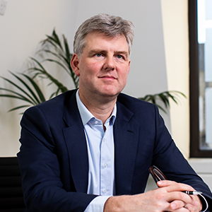 John Hornby - Chief Executive Officer
