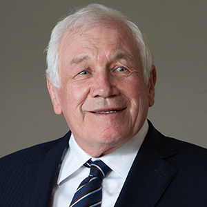 Peter Tom CBE - Executive Chairman