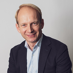 Christoph Barchewitz - Co-Chief Executive Officer