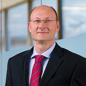 Ian Barkshire - Chief Executive