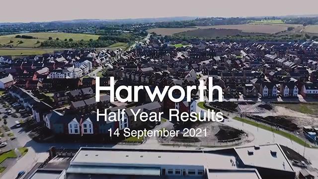 Harworth Group - Half Year Results 2021