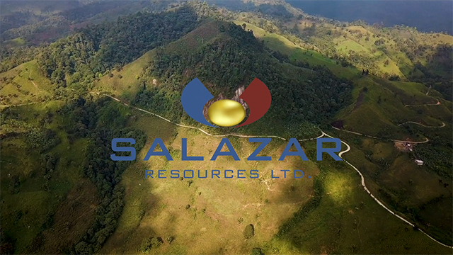 Salazar Resources - on-site update