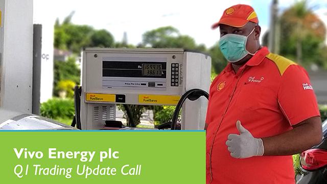 Vivo Energy plc - Q1 Trading Update