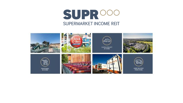 Supermarket Income REIT plc - Half Year Results Presentation