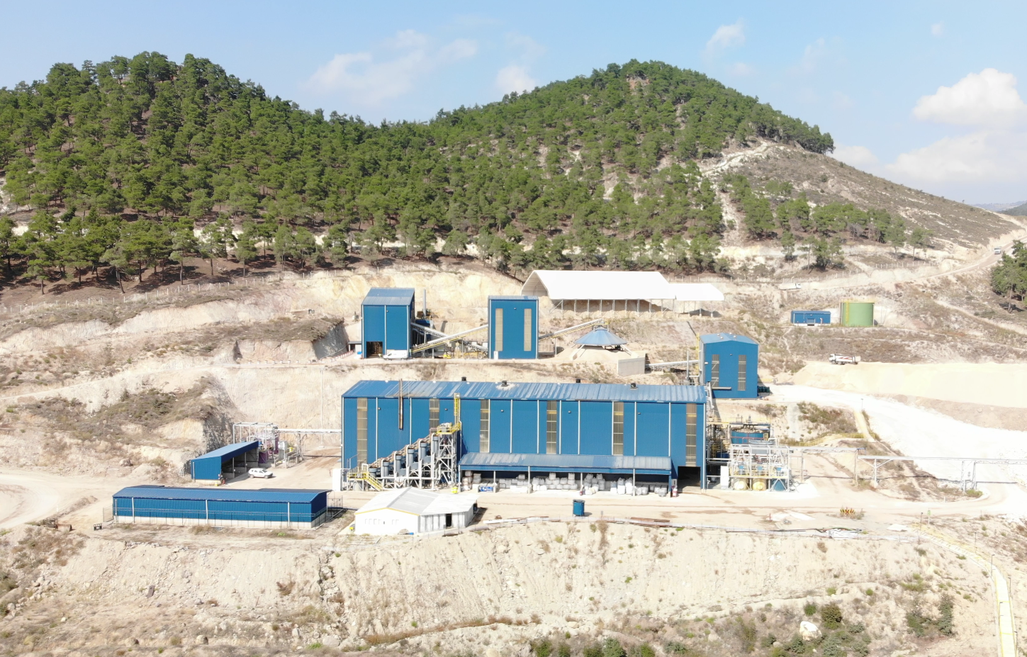 Ariana Resources - Highlights from the Kiziltepe Gold and Silver Mine