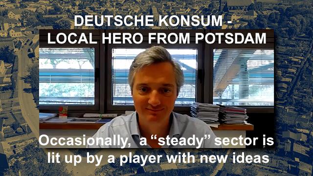 Deutsche Konsum REIT - An introduction