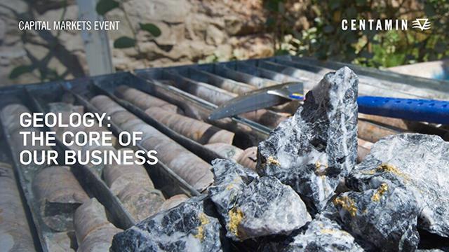 Centamin Geology Capital Markets Event