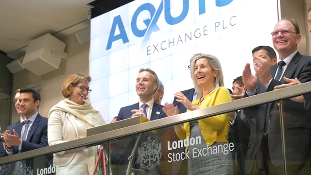 Aquis Exchange PLC - Market Open