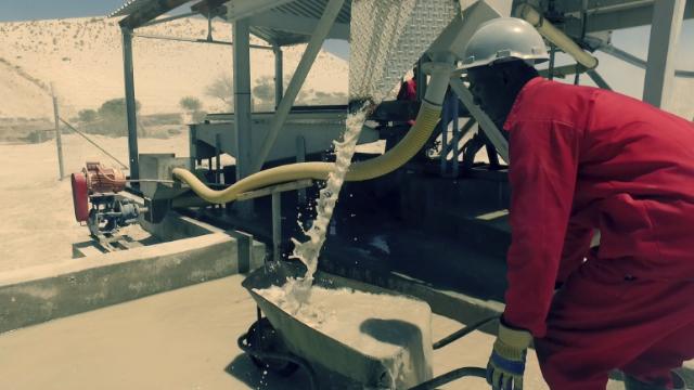 Afritin Mining - The Uis Mine