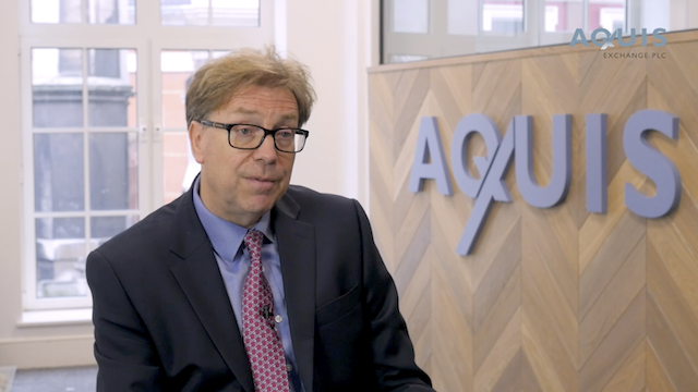 Aquis Exchange PLC - Full Year 2018 Results Interview