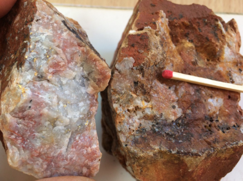 Greatland Gold - Further Gold Found in Surface Samples at Black Hills