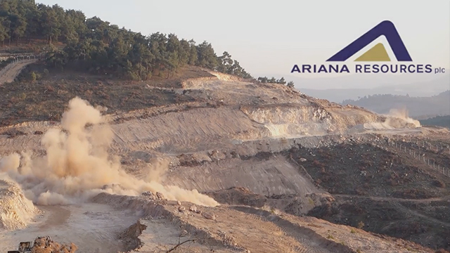 Ariana Resources - Arzu North mining and exploration update